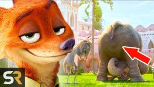 10 nevhodných scén ve filmech pro děti