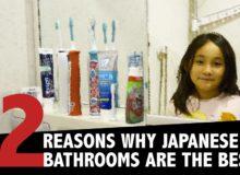 12 důvodů, proč je japonská koupelna nejlepší