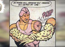 15 nejhorších komiksových superhrdinů