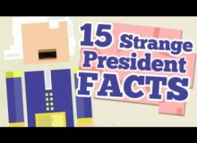 15 podivných faktů o prezidentech USA