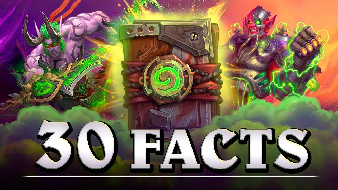 30 nových faktů o Hearthstone