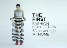 3D šaty – blízká budoucnost?