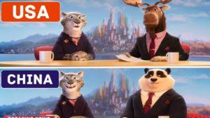 5 animovaných filmů, které se v různých zemích liší