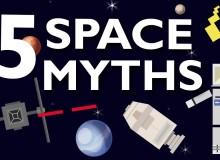 5 mýtů o vesmíru