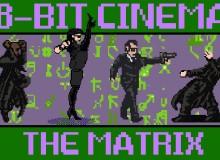 8bitový Matrix ve třech minutách