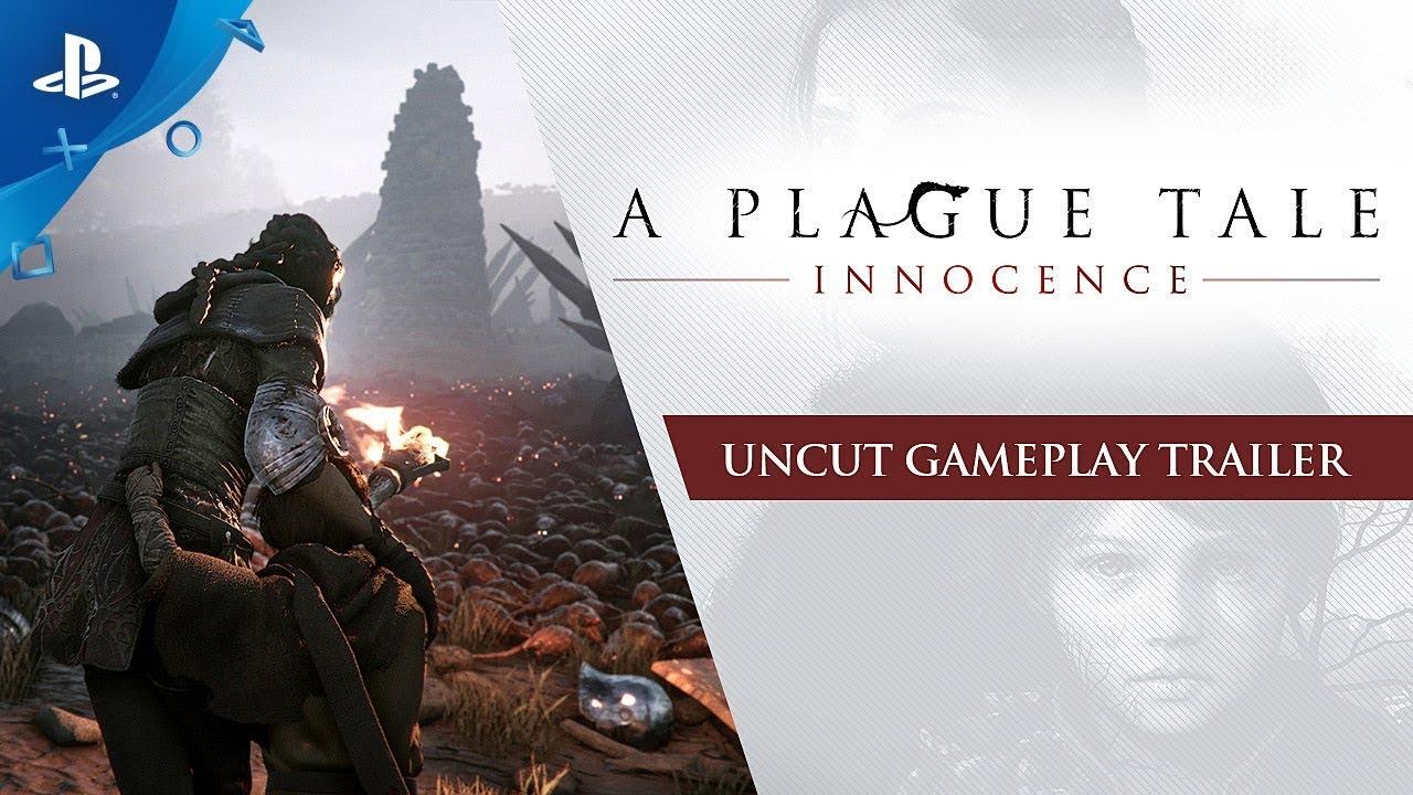 A Plague Tale: Innocence – ukázka ze hry