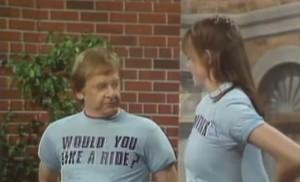 Konverzace triček