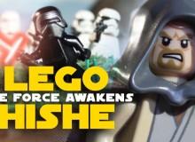 Alternativní Lego Star Wars: Síla se probouzí