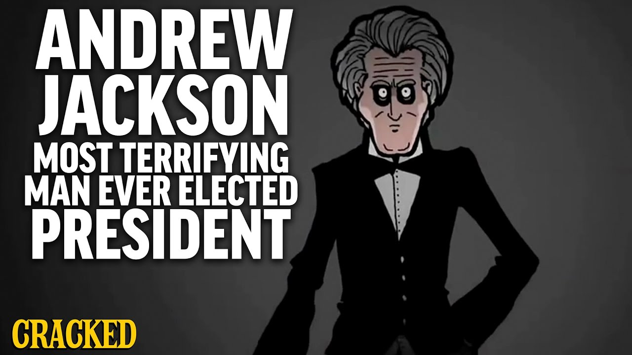 Andrew Jackson – nejšílenější prezident