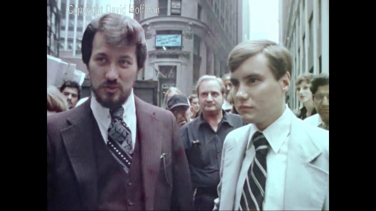 Anketa v New Yorku, rok 1979