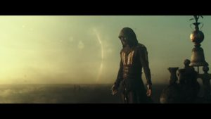 Assassin's Creed – trailer s herní hudbou