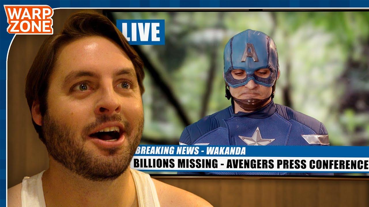 Avengers – život po lusknutí