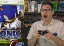 AVGN #145: Sonic the Hedgehog 2006