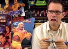 AVGN #149: Wrestlingové hry