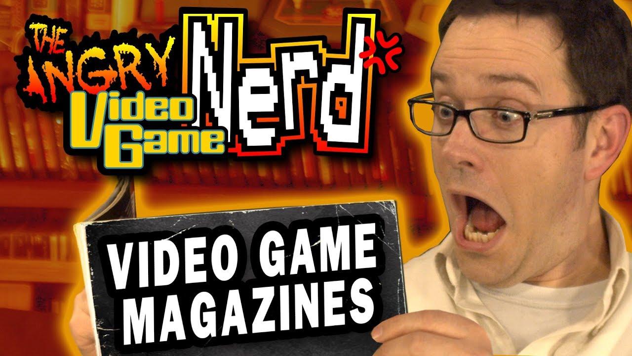 AVGN #166 – herní časopisy