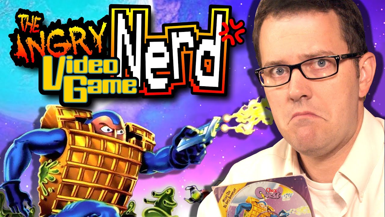 AVGN #171 – Chex Quest