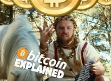 A takto byl Bitcoin vysvětlen