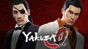 Bizár jménem Yakuza 0