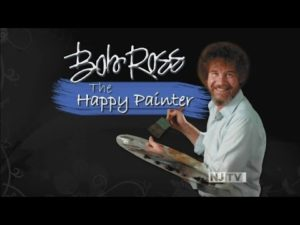 Bob Ross: Šťastný malíř