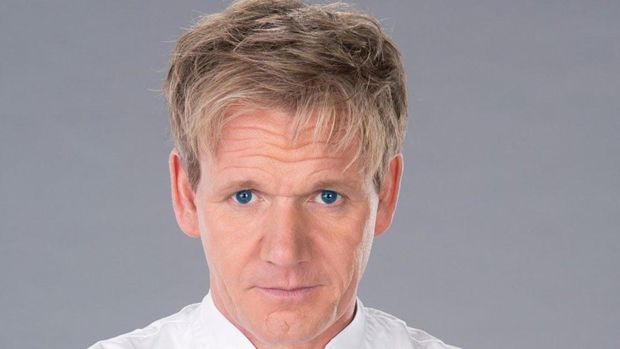Co doopravdy jí Gordon Ramsay