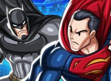 Co kdyby Batman bojoval proti Supermanovi