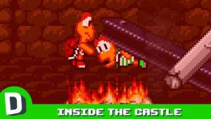 Co se doopravdy stane, když Mario zničí zámek