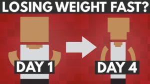 Co se stane, když hubnete příliš rychle