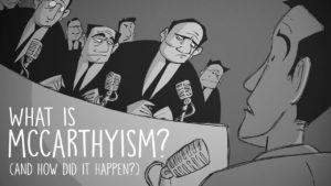 Co to byl mccartismus? A jak tomu došlo?