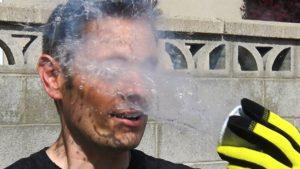 Co udělá tekutý dusík s vaším obličejem?