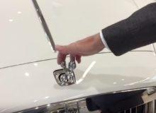 Dá se ukrást okřídlená soška z Rolls-Royce?