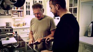 David Blane ohromí Harrisona Forda