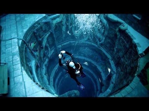 DDI: Nejhlubší bazén na světě