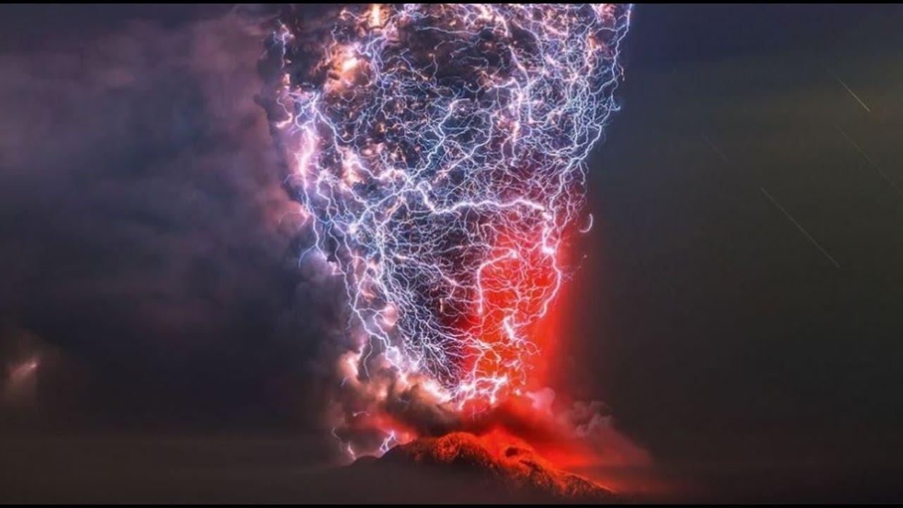 DDI: Sopečné blesky
