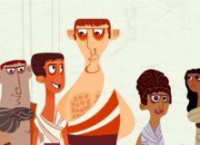 Den mladíka ve starověkém Římě