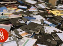 Diskety pořád existují… a používají se