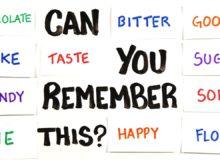 Dokážete si tohle zapamatovat?