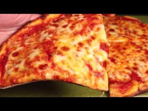 Domácí pizza v newyorském stylu