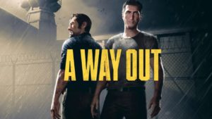 Dunkey a PaperBat hrají A Way Out