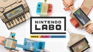 Dunkey si pořídil Nintendo Labo