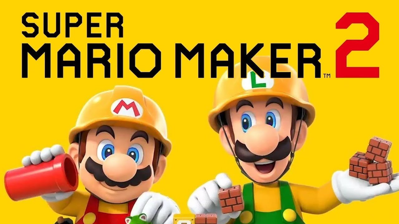 Dunkey – Super Mario Maker 2