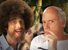 ERB: Bob Ross vs Pablo Picasso