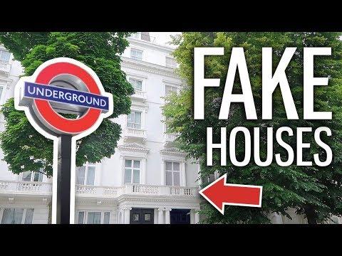 Falešné londýnské domy