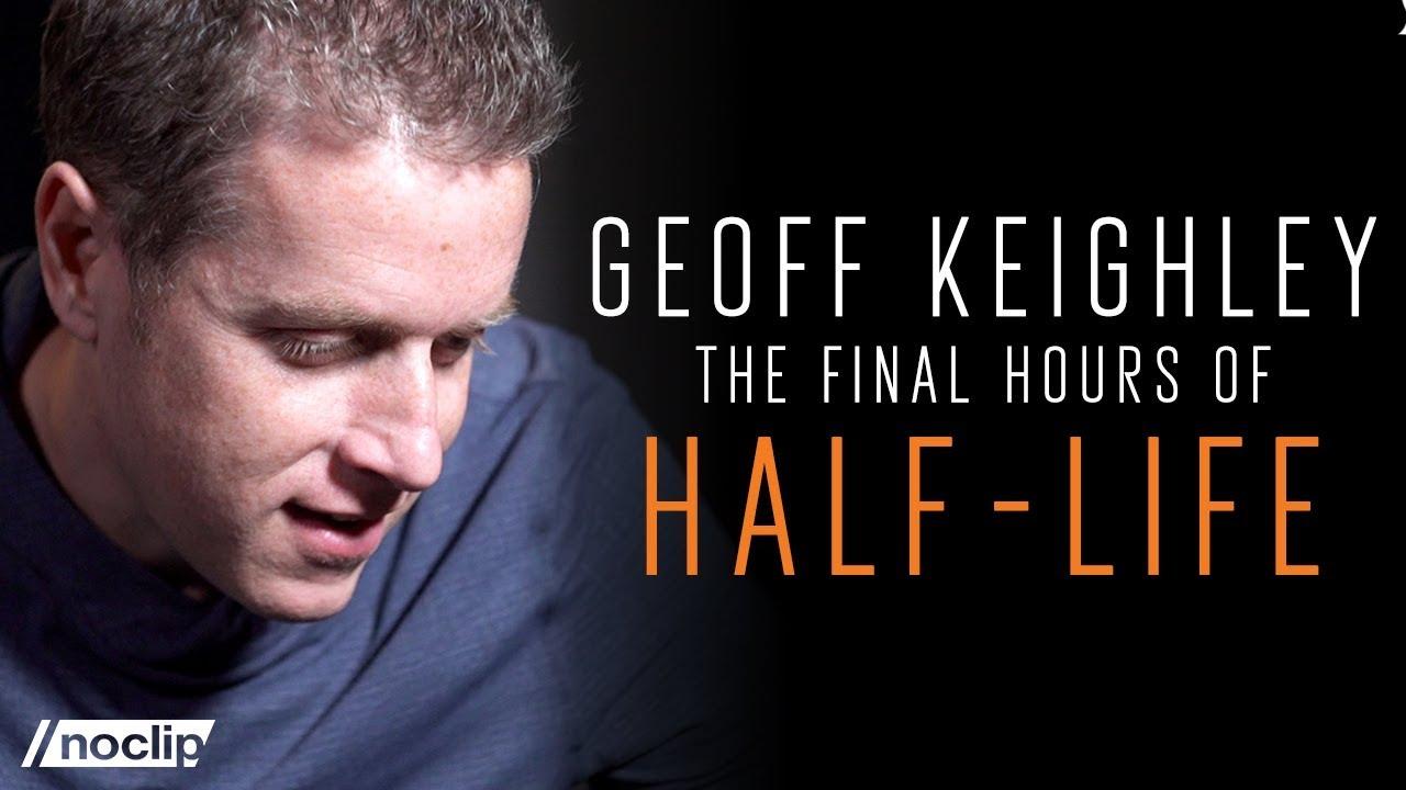 G. Keighley a vydání hry Half-Life