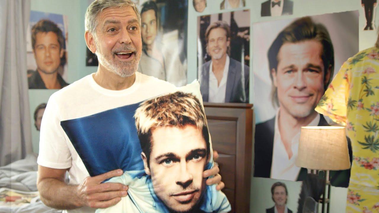 George Clooney je hrozný spolubydlící