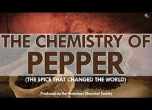 Historie a chemie pepře