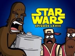 Hvězdné války: Epizoda LXVIII – Škola Wookieů