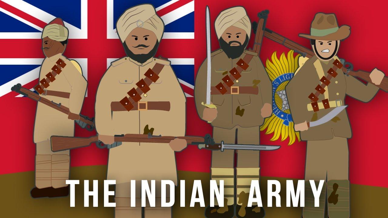 Indická armáda v první světové válce