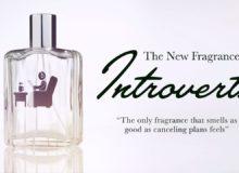 Introvert – nový parfém na trhu