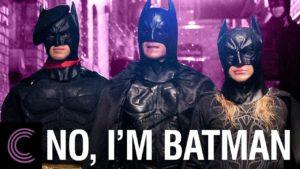 Já jsem Batman!