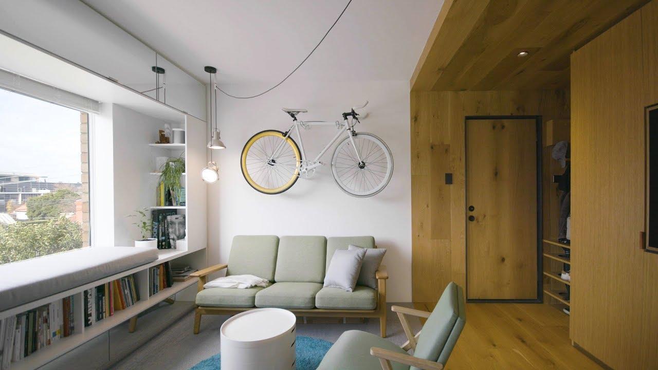 Jack Chen a jeho vylepšený byt